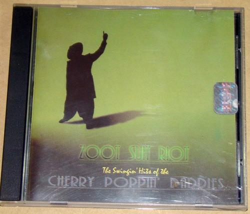 cherry poppin' daddies zoot suit riot cd argentino