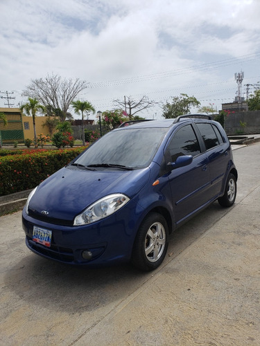 chery arauca hatch back 2016
