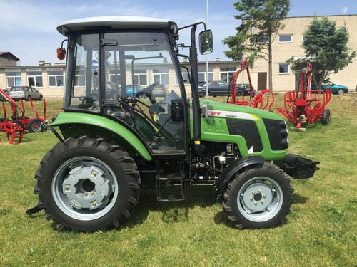 chery bylion tractor