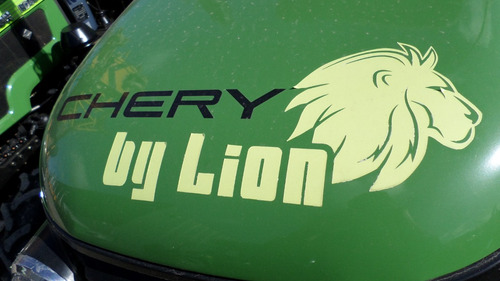 chery bylion tractores