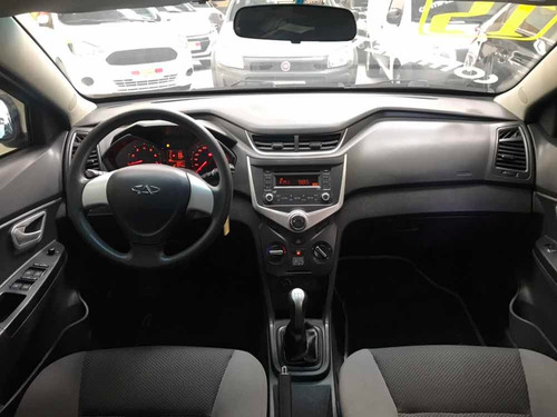 chery celer 1.5 flex 5p 2015 kingcar multimarcas