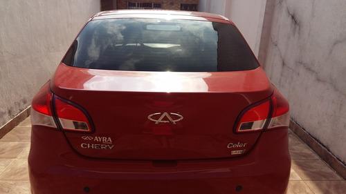 chery celer sedan 1.5 flex 5p