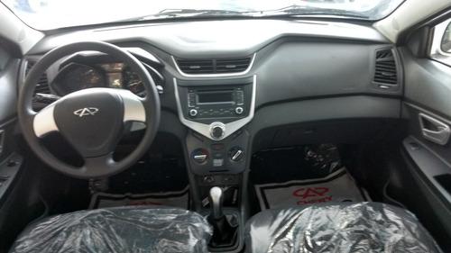 chery celer sedan act 2018 0 km