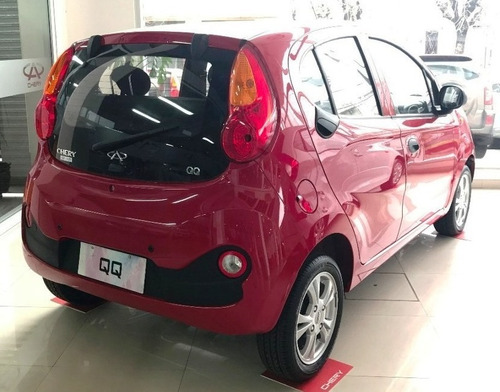 chery chery qq 1.0 confort security 2018 0 km.
