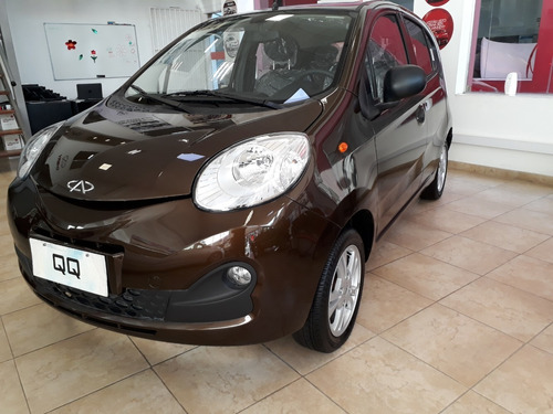 chery chery qq 1.0 confort security 2019