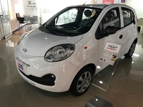 chery chery qq 1.0 light blanco 2019