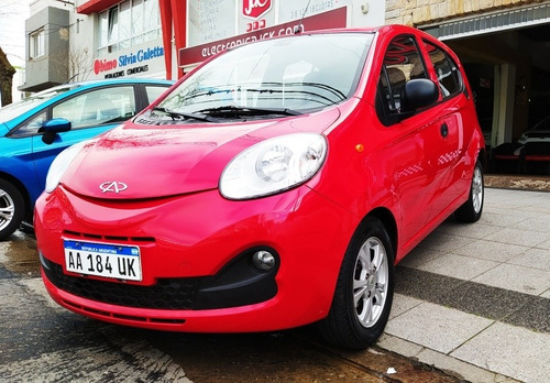 chery chery qq 1.1 confort security 2016