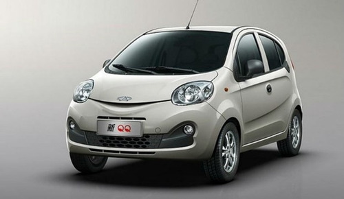 chery chery qq 1.1 confort security + cuotas