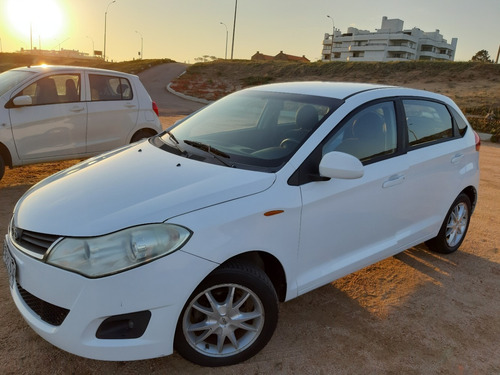 chery fulwin hatchback 2015 impecable estado