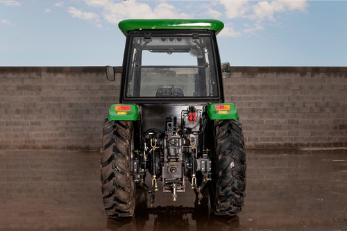 chery lion tractor