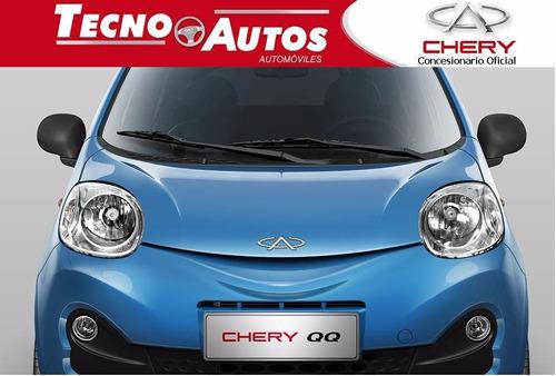 chery new qq 2016 1.0l full 100% financiado permuto