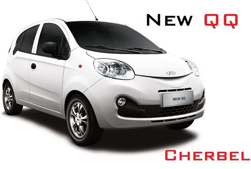 chery new qq. confort 1-0 -