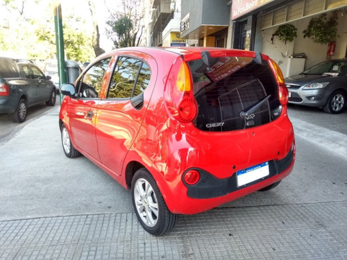 chery qq 1.0 confort security full año 2016