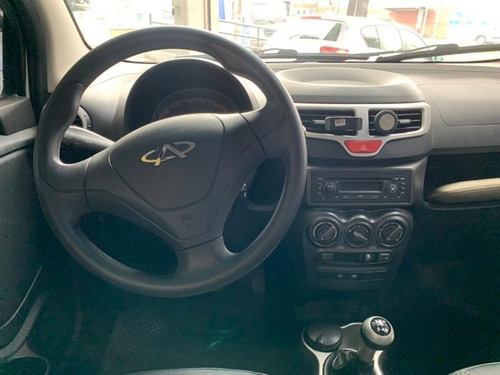 chery qq 1.0 mpfi act 12v gasolina 4p manual