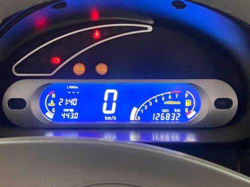 chery qq 1.1 amarelo gasolina completo 2012