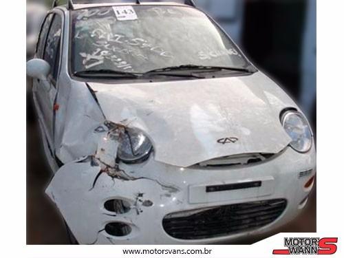 chery qq 2011/2012 sucata para retirada de peças