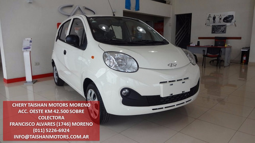 chery qq light - financiación 100% sin interés!