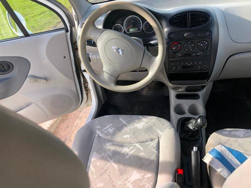 chery qq std sedan 800 cc. año 2014 - 59.700 kmts.
