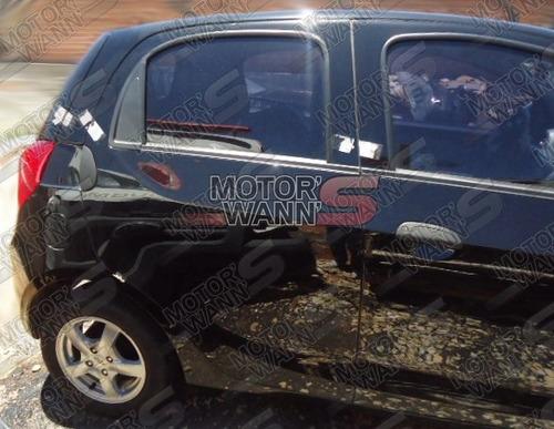 chery s18 2011/2012 sucata para retirada de peças