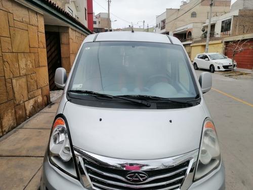 chery s22l mini van mecanico dual2016