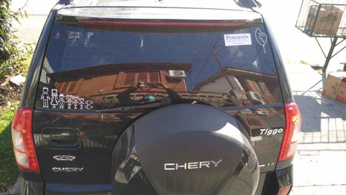 chery tiggo 1.6 f2 confort 4x2 125cv 2014