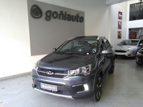 chery tiggo 2 0km luxury 1.5mt  financiación permuta