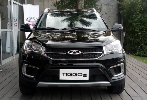 chery tiggo 2 1.5 confort manual entrega inmediata