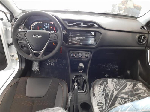 chery tiggo 2 1.5 look 16v flex aut. 5p 2020/2020 0km