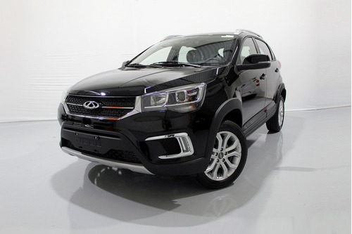 chery tiggo 2 1.5 mpfi 16v flex look 4p manual