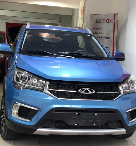 chery tiggo 2 at extrafull esp cuero ac digital multimedia