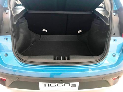 chery tiggo 2 confort 1.5 mt 2020 gris plata 0 km.