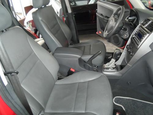 chery / tiggo 2.0 16v aut 2014 vermelho