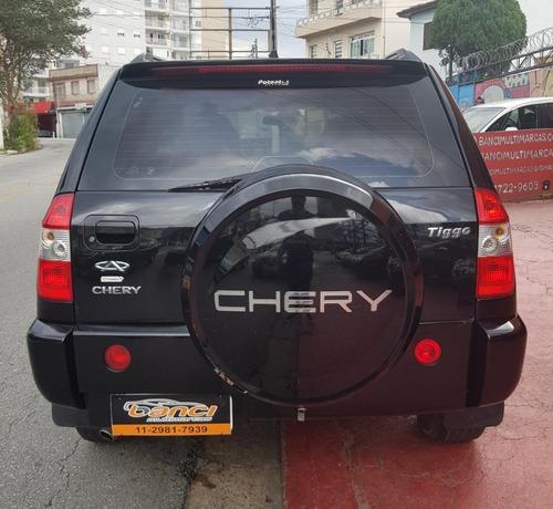 chery tiggo 2.0 - 2012