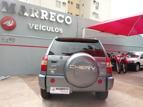 chery tiggo 2.0 4p  2010