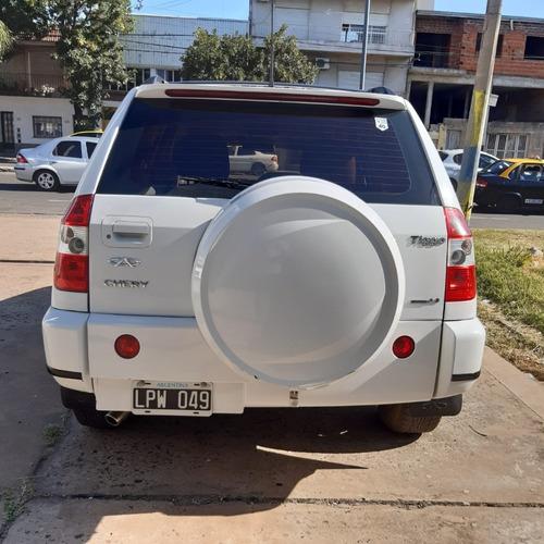 chery tiggo 2.0 confort 2012 usado baudena