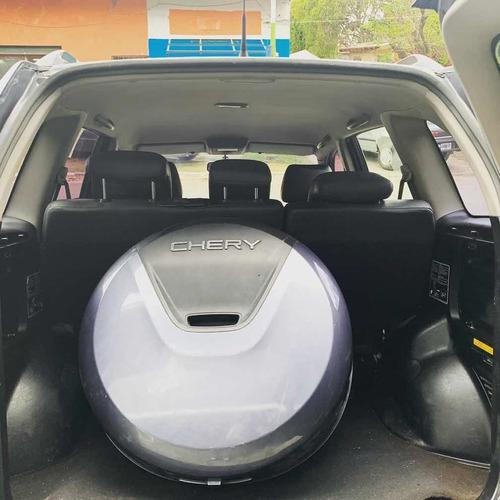 chery tiggo 2.0 f2 luxury 4x2 at 138cv 2014