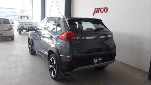 chery tiggo 2.0 f2 luxury 4x2 at 138cv
