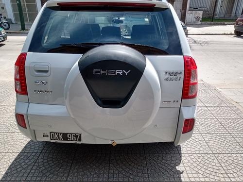 chery tiggo 2.0 f2 luxury 4x4 138cv 2014