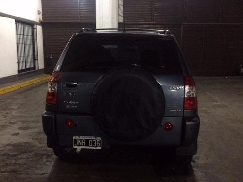 chery tiggo 2.0 full full cuero y sensor de estacionamiento