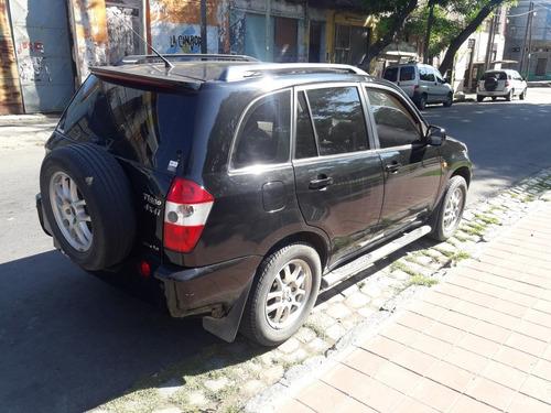 chery tiggo 2.0 luxury 4x4 127cv 2010