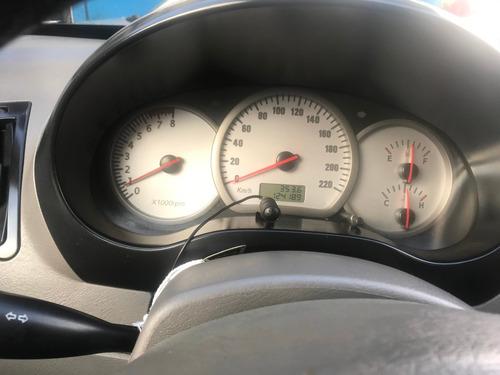 chery tiggo 2009 motor 2.4