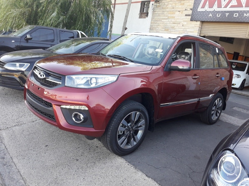 chery tiggo 3 1.6 3 luxury 2018