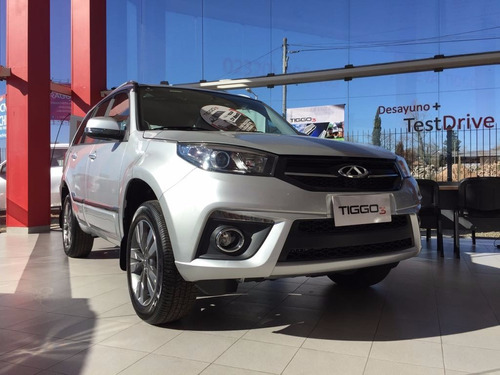 chery tiggo 3 1.6 3 luxury - impecable estado - financiamos