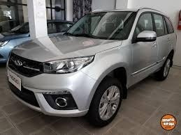 chery tiggo 3 1.6  confort manual