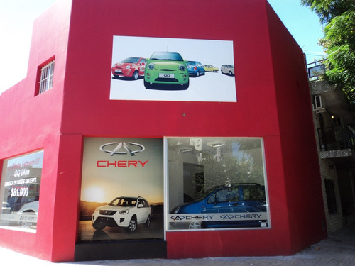 chery tiggo -3- 1.6 l/nva. luxury cvt.-2018-