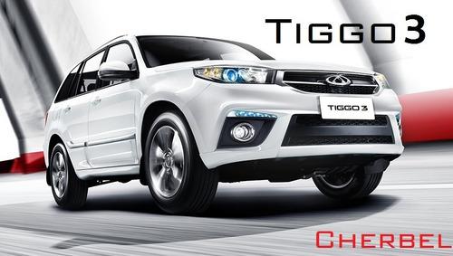 chery tiggo -3- 1.6-l/nva. luxury mt-