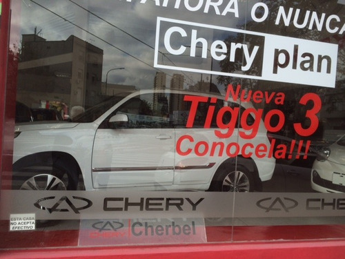chery tiggo 3 confort 1.6