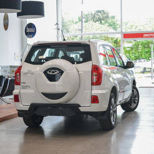 chery tiggo 3 luxury 1.6 mt