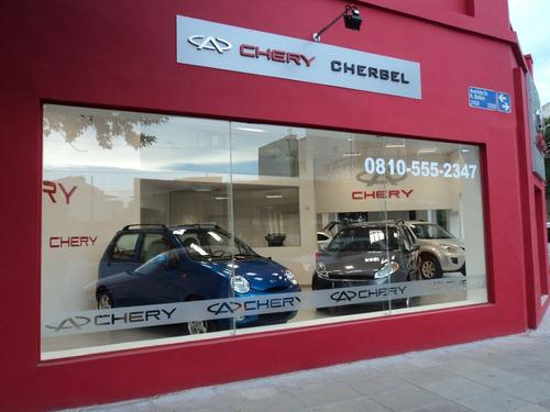 chery tiggo 3 luxury cvt 1.6