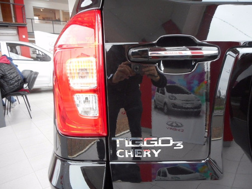 chery tiggo 3 - luxury cvt - (automatica)
